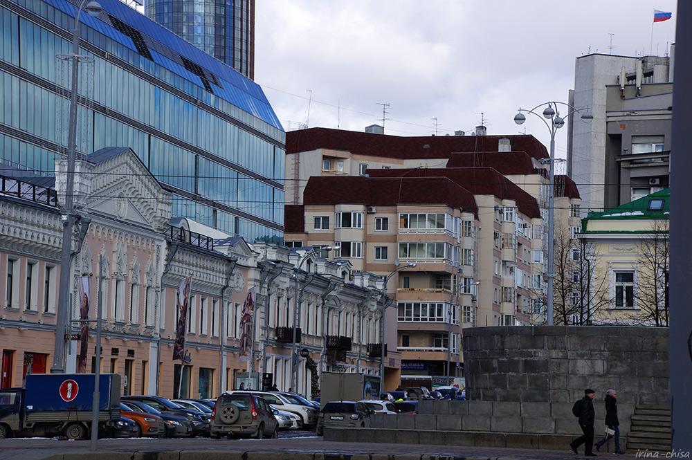 """Европа"" и Коробковские дома"