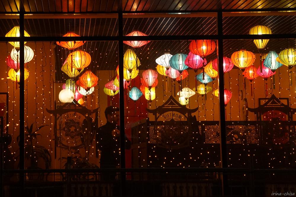 Вьетнамское кафе