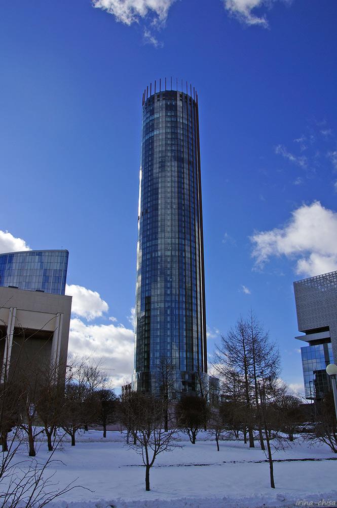 Башня Исеть
