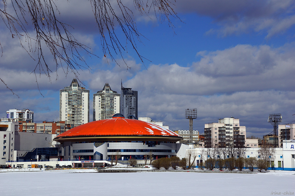 Дворец игровых видов спорта «Уралочка»
