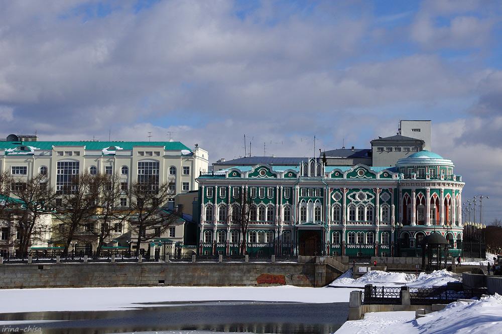 Дом Севастьянова и Резиденция губернатора