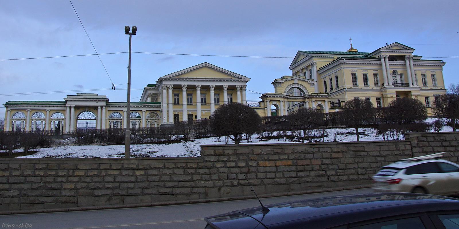 Усадьба Харитоновых-Расторгуевых