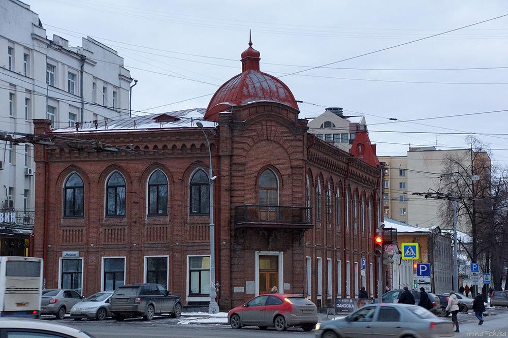 Дом купца Н. Г. Бибикова