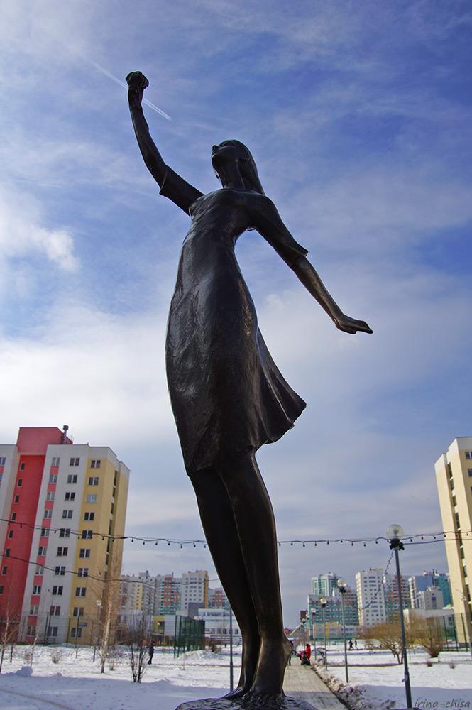Скульптура «Вера, Надежда, Любовь»