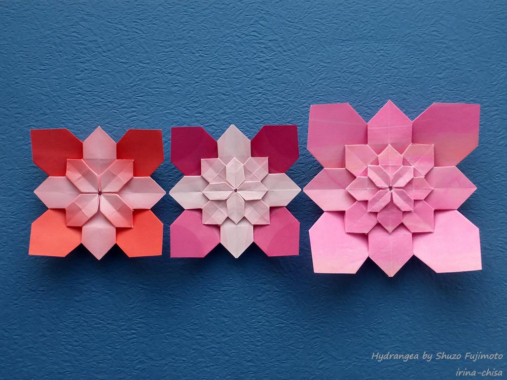 Тесселяции и плиточки - Три возраста девочки, вырезающей лепестки сакуры из рисовой бумаги — ЖЖ