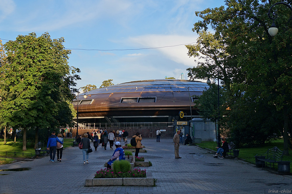 Станция Горьковская