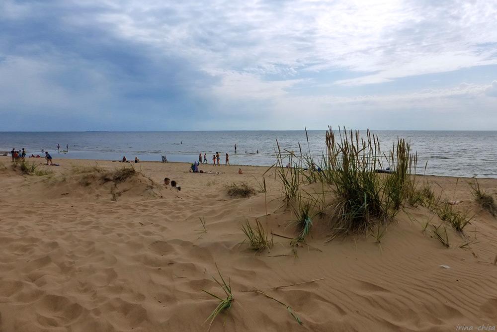 Комаровский берег