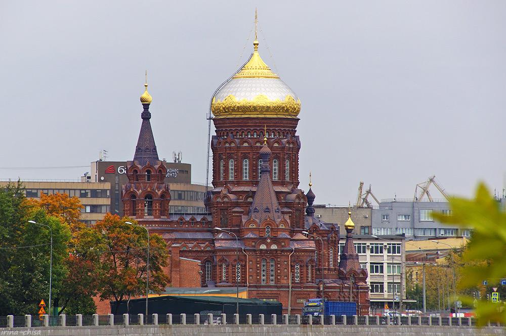 Церковь Богоявления Господня (Гутуевская)