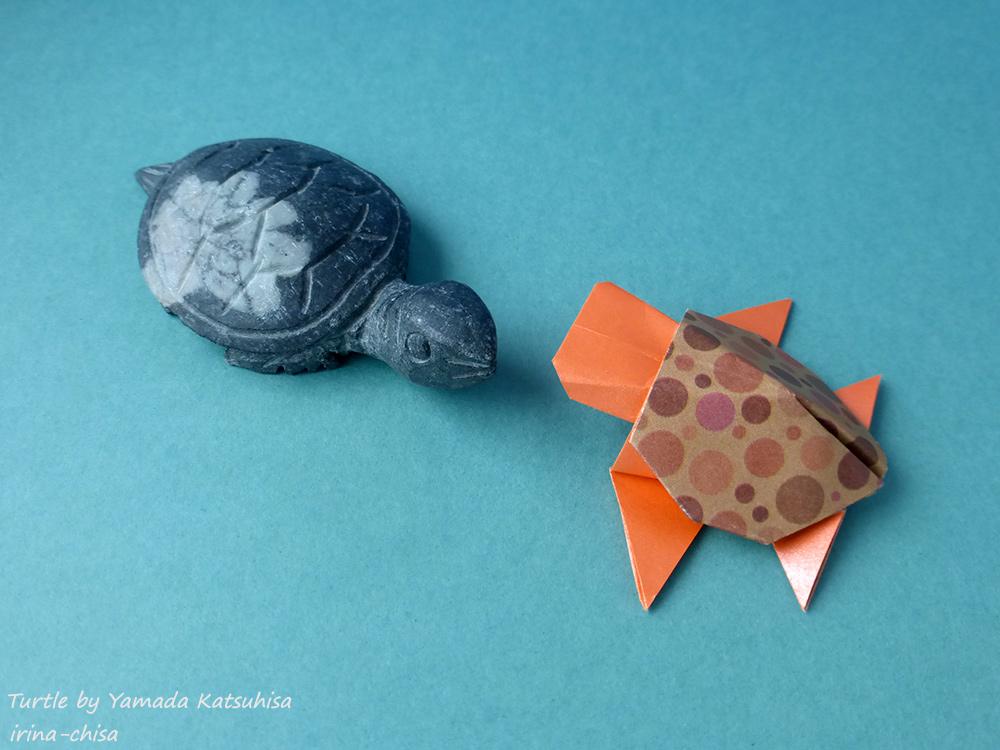 Turtle by Yamada Katsuhisa