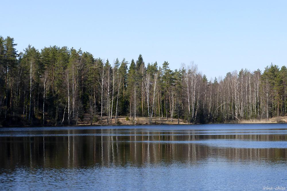 Озеро Дружинное