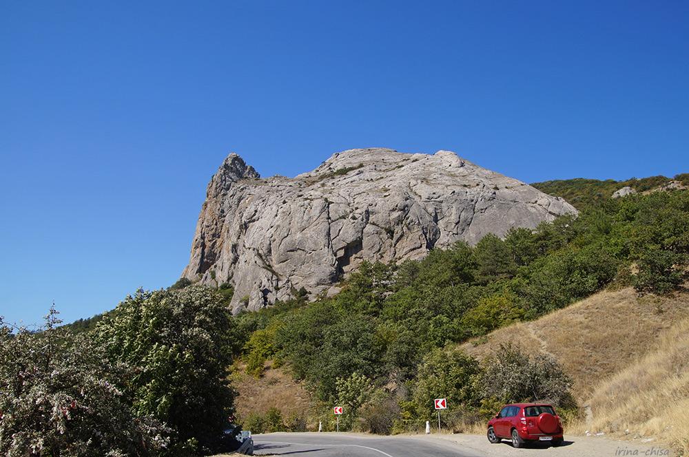 Парсук-Кая (544 м)
