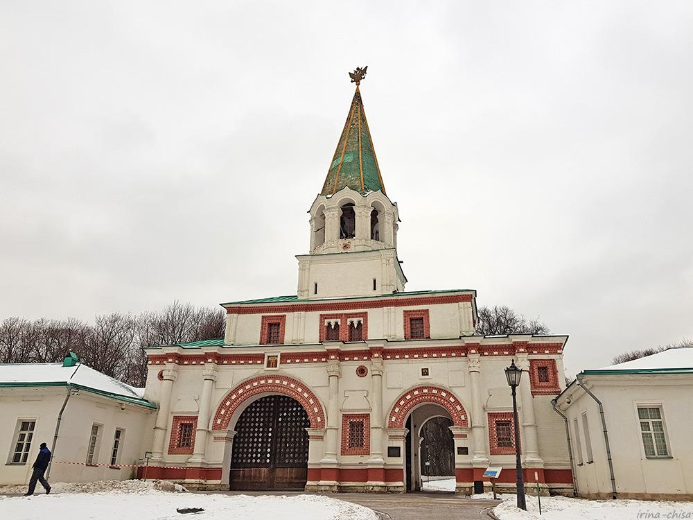 Парк-музей Коломенское
