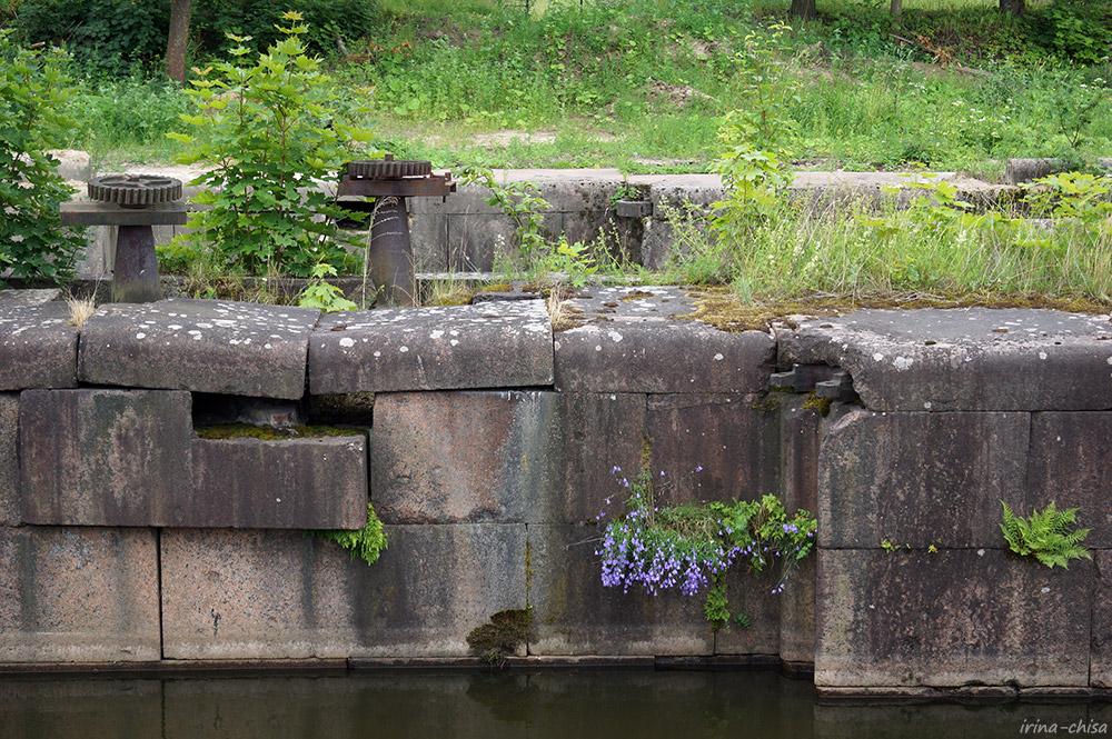 Шлюзы Малоневского канала