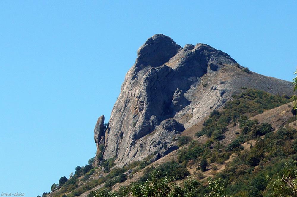 Бака-Таш (Гора Лягушка)