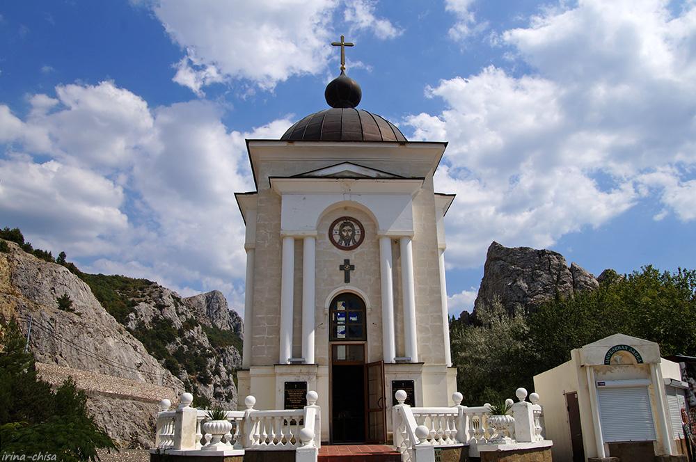 Храм-часовня Рождества Христова