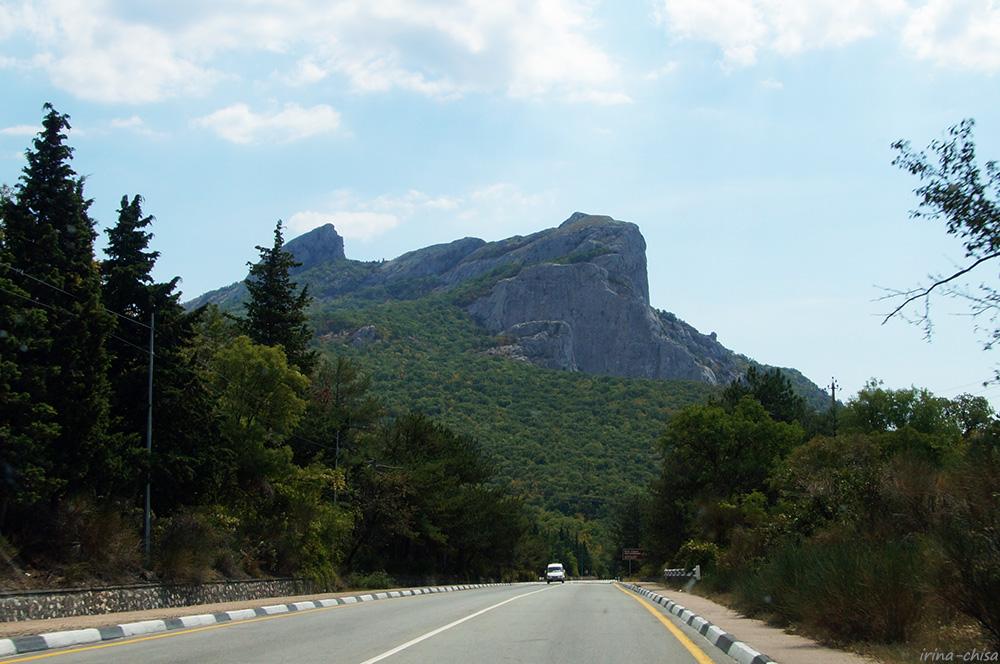 Горы Деликли-Бурун, Ильяс-Кая