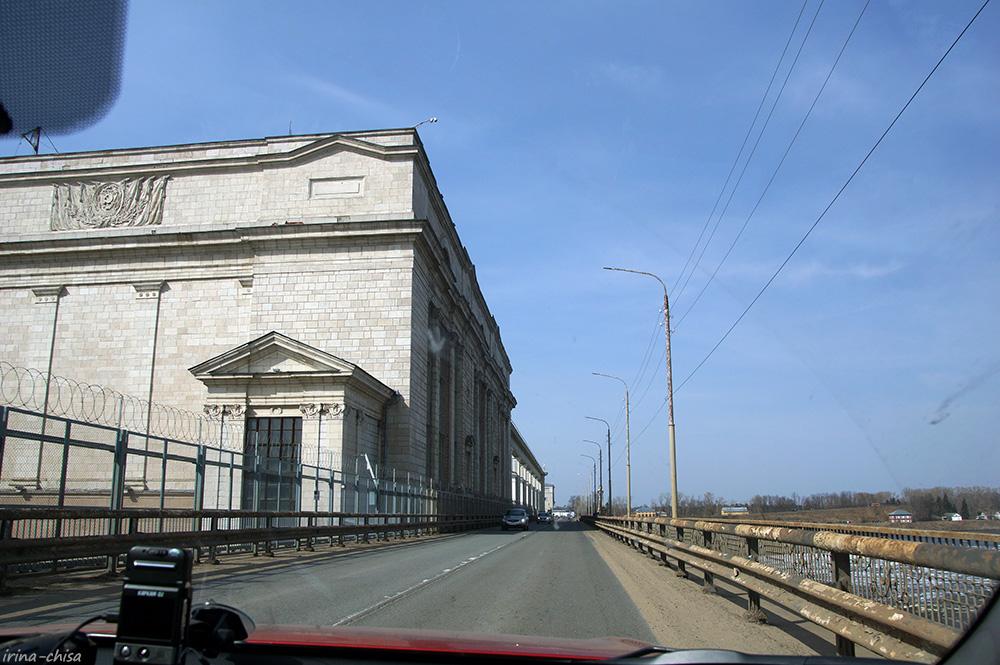 Угличская ГЭС