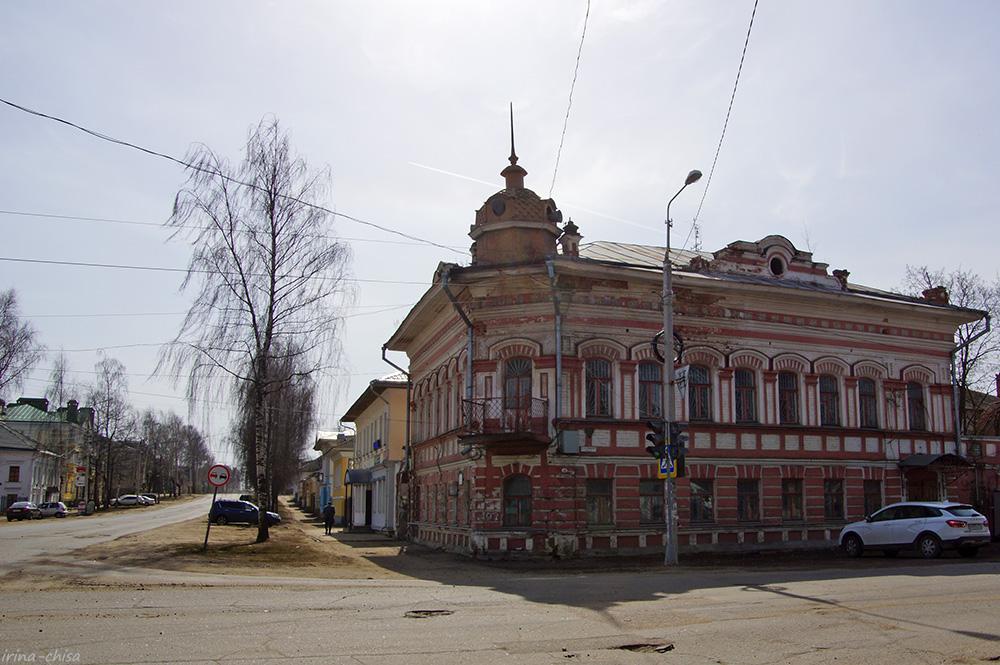 Усадьба Виноградовых