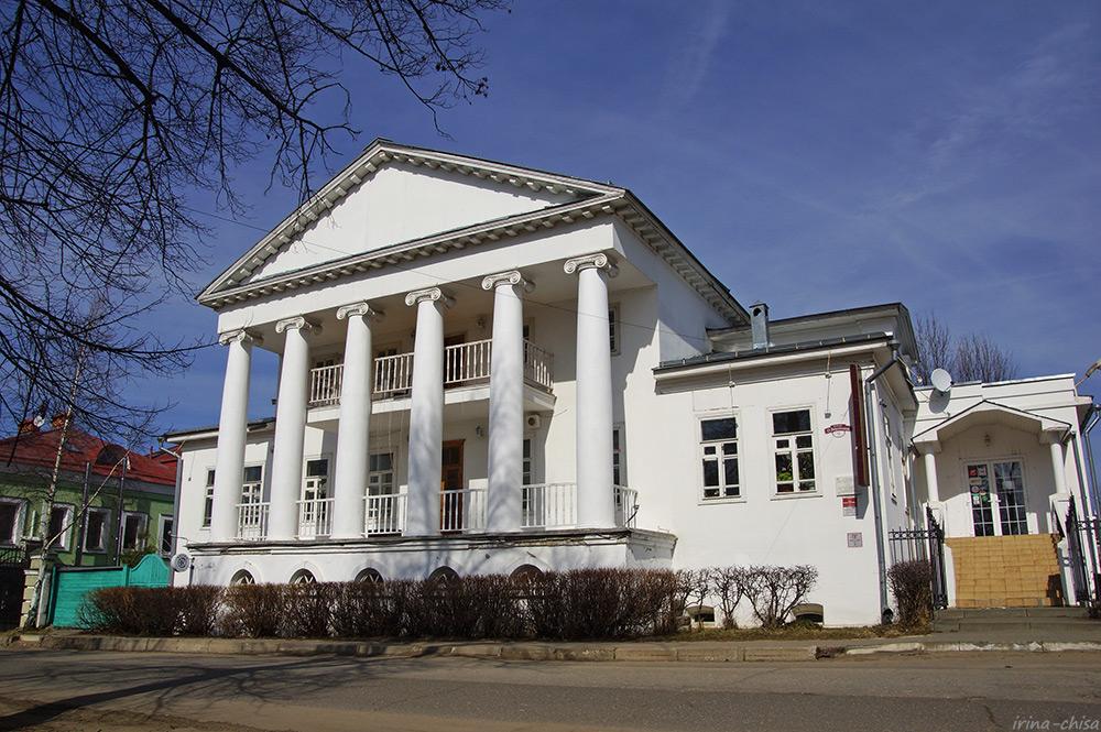 Дом Переславцевых