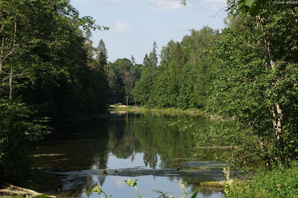 Радоновое озеро, Лопухинка