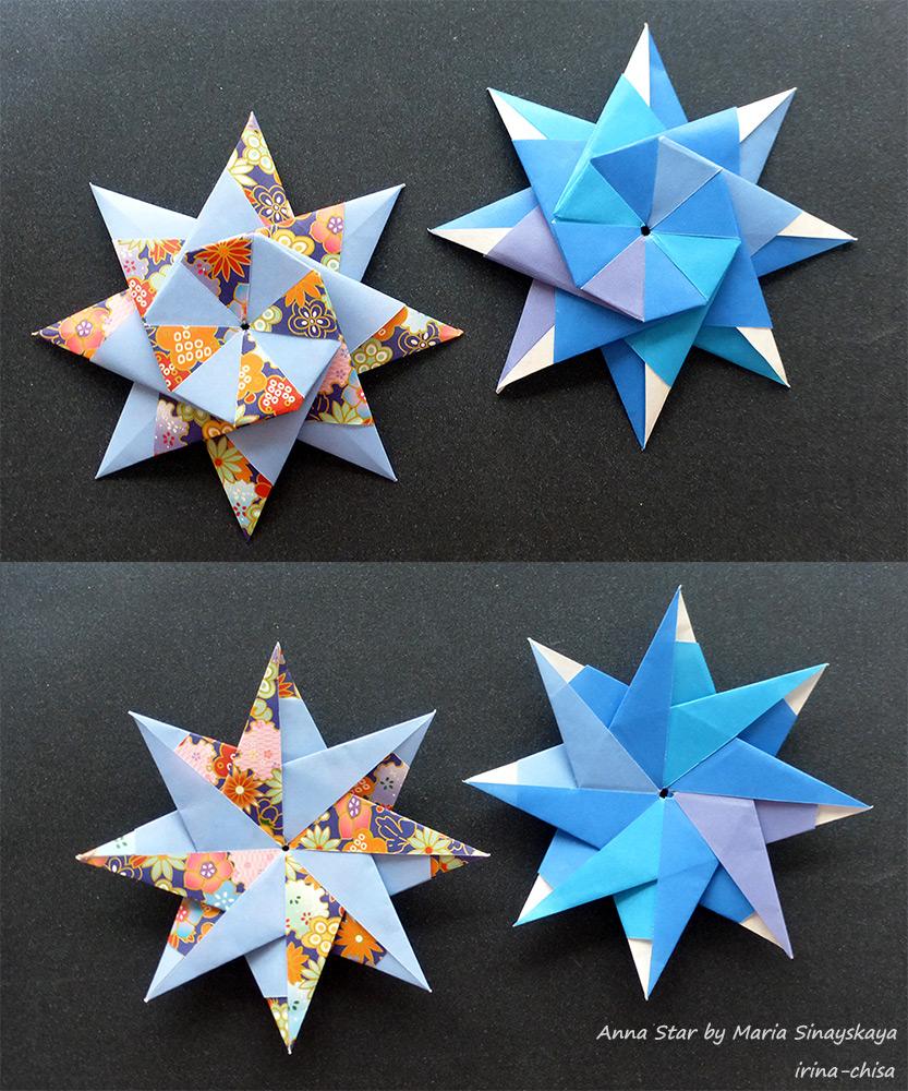 Anna Star by Maria Sinayskaya