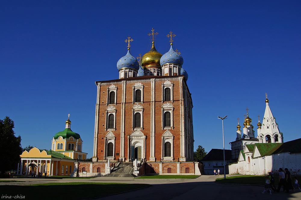 Христорождественский собор, Успенский собор, Храм Богоявления Господня