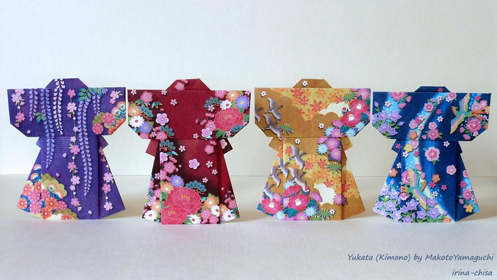 Yukata (Kimono) by MakotoYamaguchi