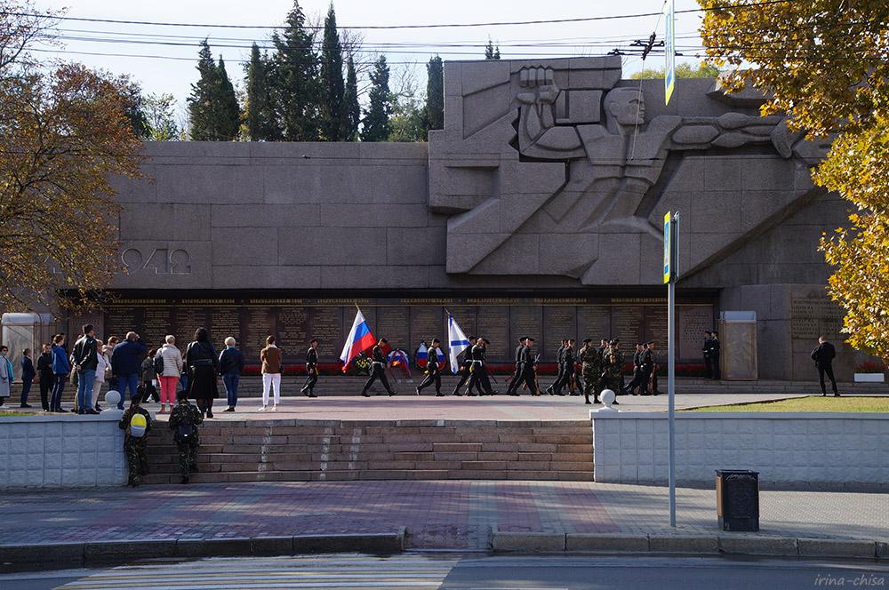 Мемориал защитникам Севастополя