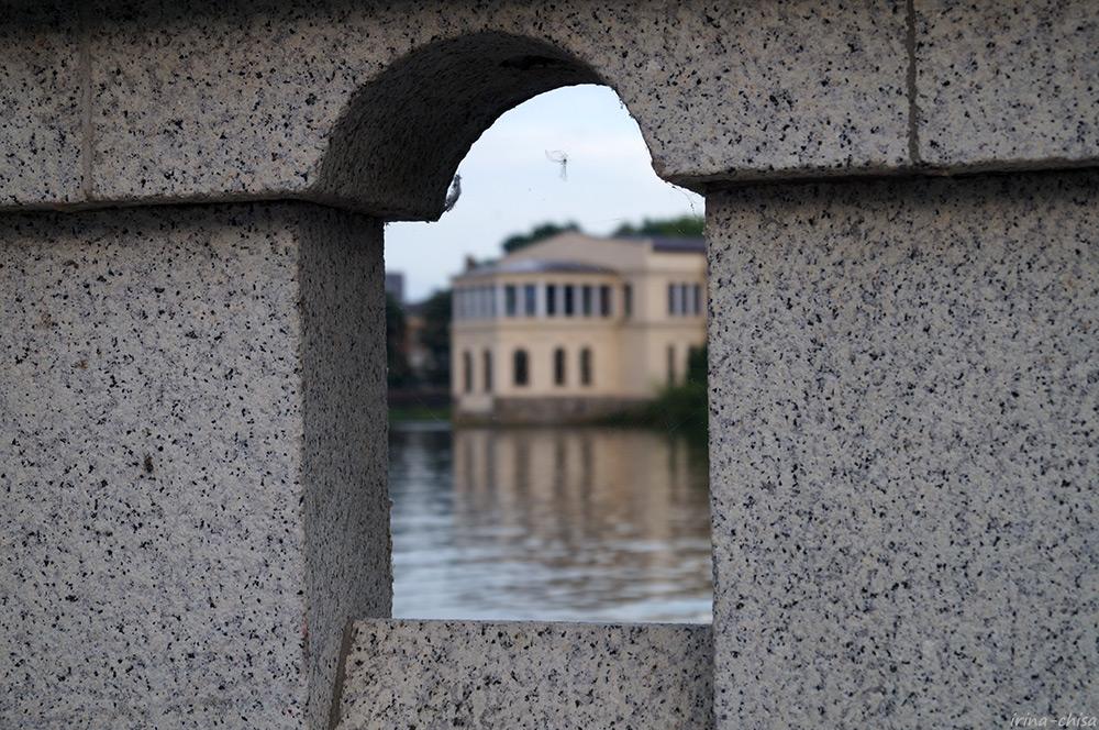 Набережная Верхнего пруда