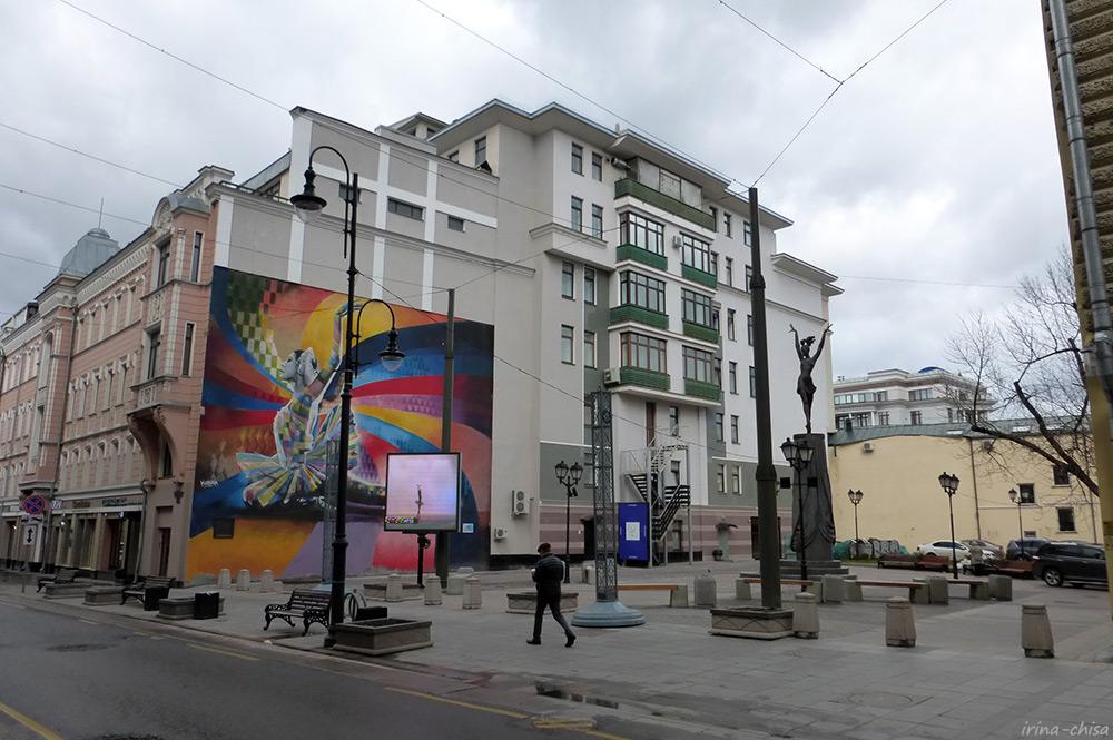 Сквер Майи Плисецкой