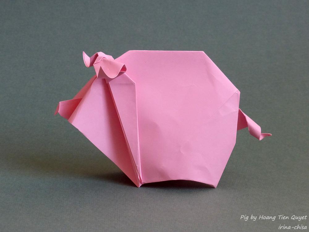 Pig by Hoang Tien Quyet