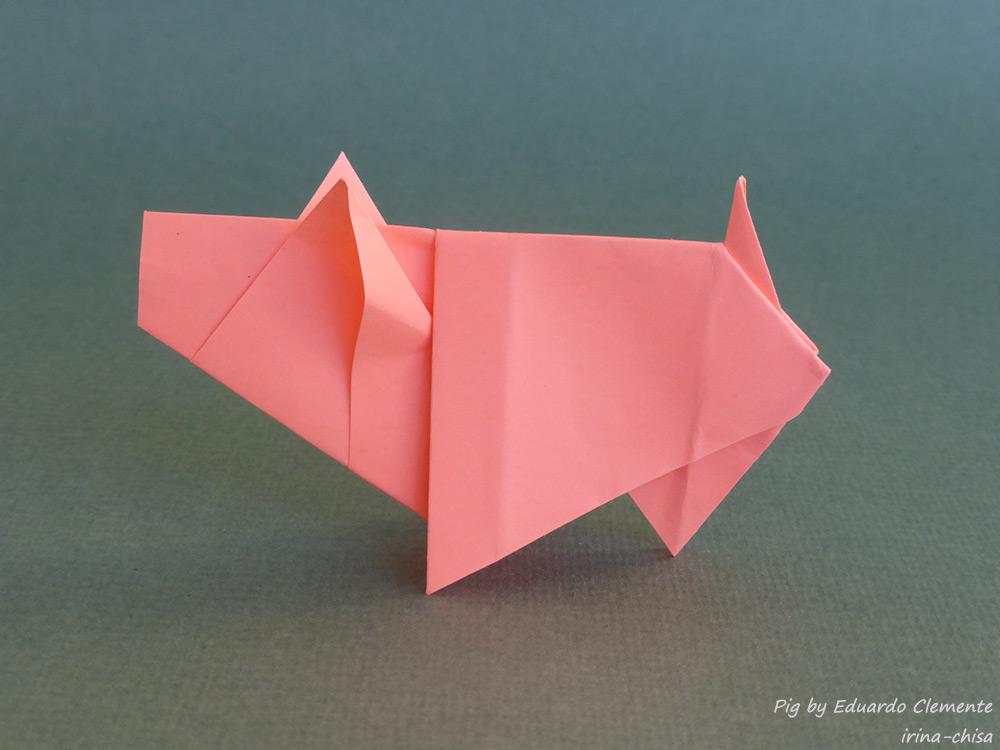 Pig by Eduardo Clemente