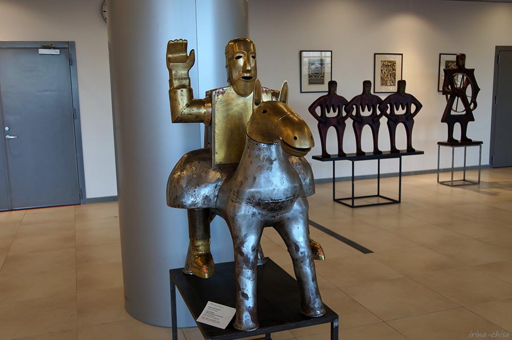 Выставка Федора Крушельницкого