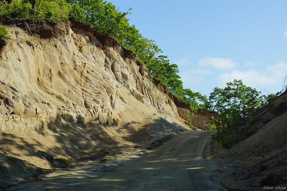 Дорога в Триозёрье
