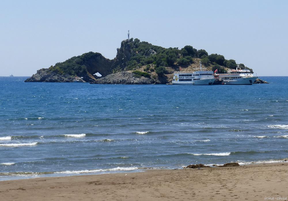 Остров Деликли