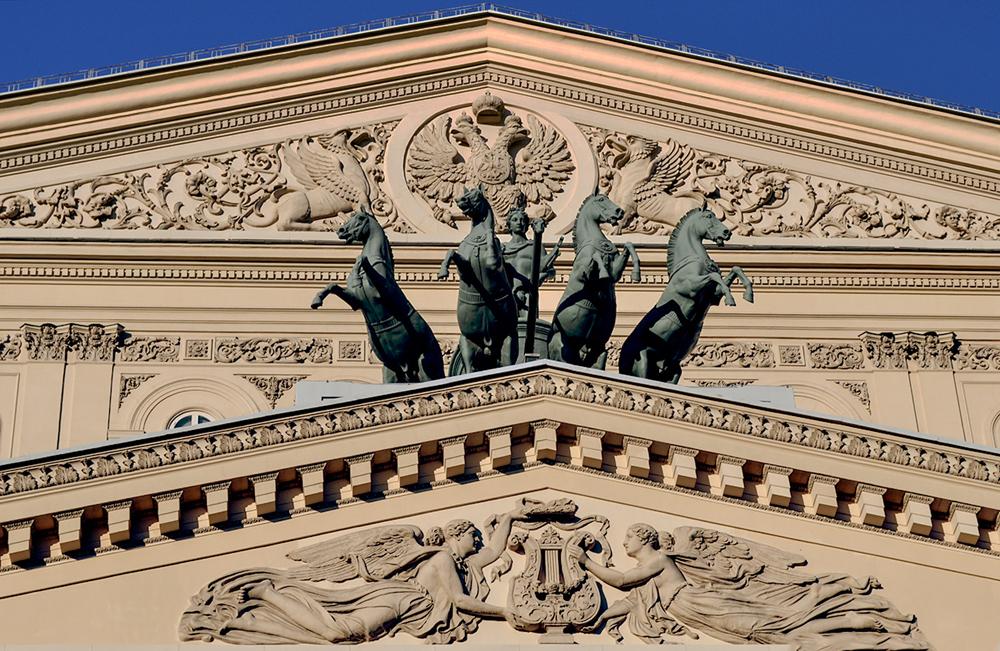 Фото большого театра в москве