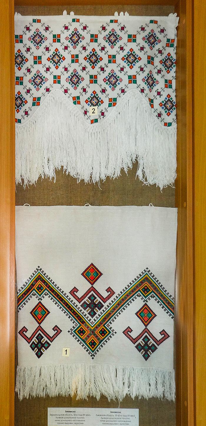 Этнографический музей вышивка