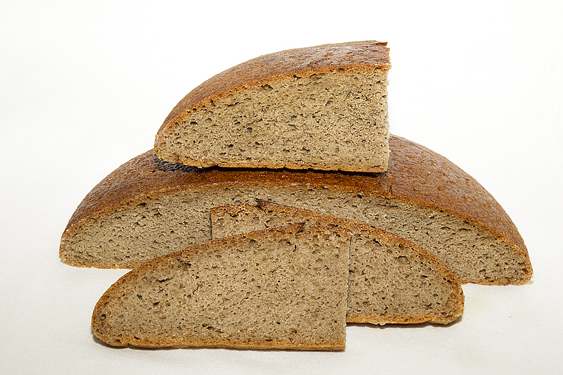 как сделать плотный хлеб