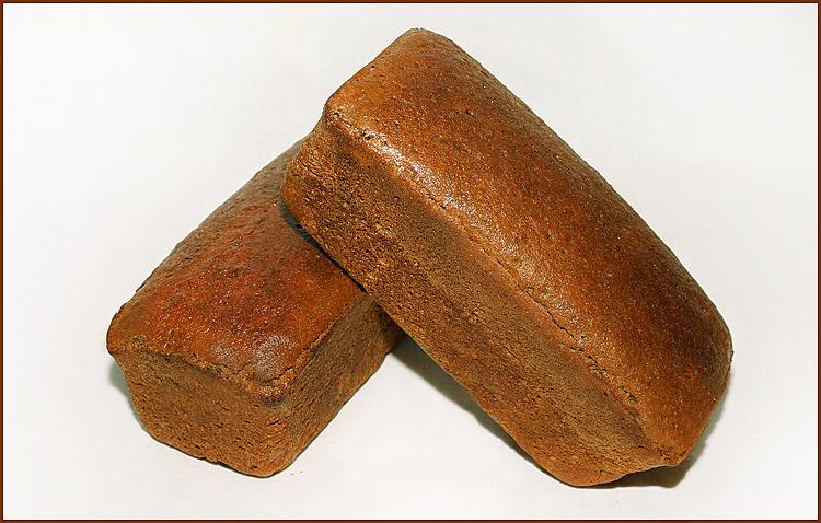 Хлеб 100% ржаной формовой (домашний): irina_co.