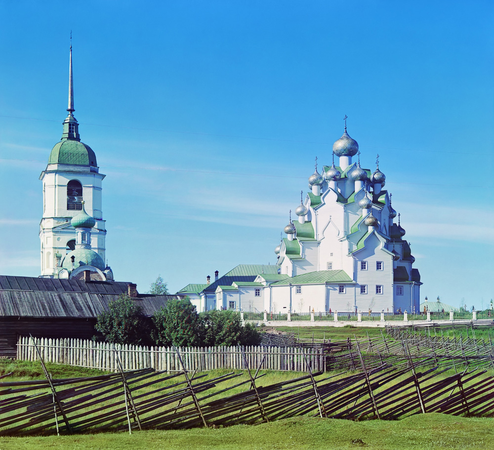 Церковь Спасителя и Покрова Пресвятой Богородицы