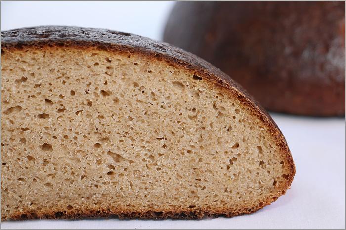 Есть ли глютен в ржаном хлебе