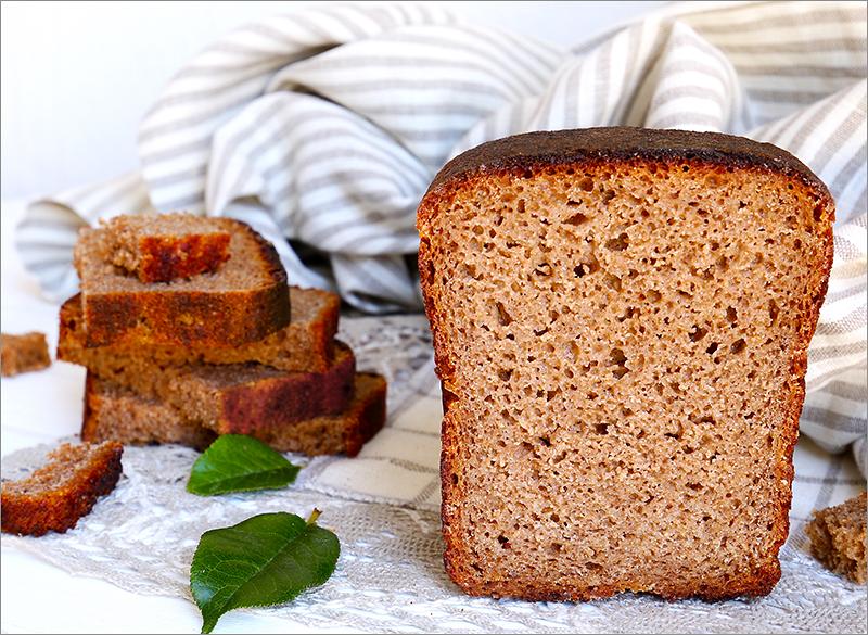 Хлеб столичный рецепт по госту.