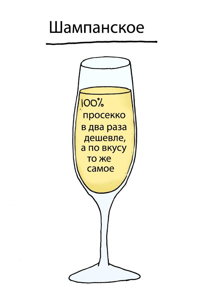 скважине прикольные картинки шампанского редкая, почти
