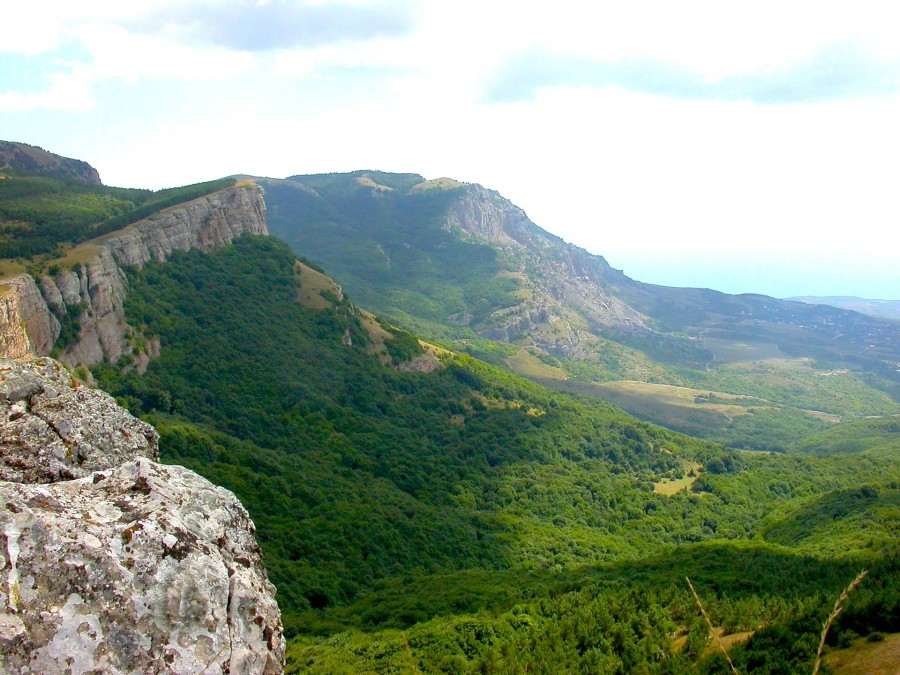 Crimea.Yayla.Cliff-2