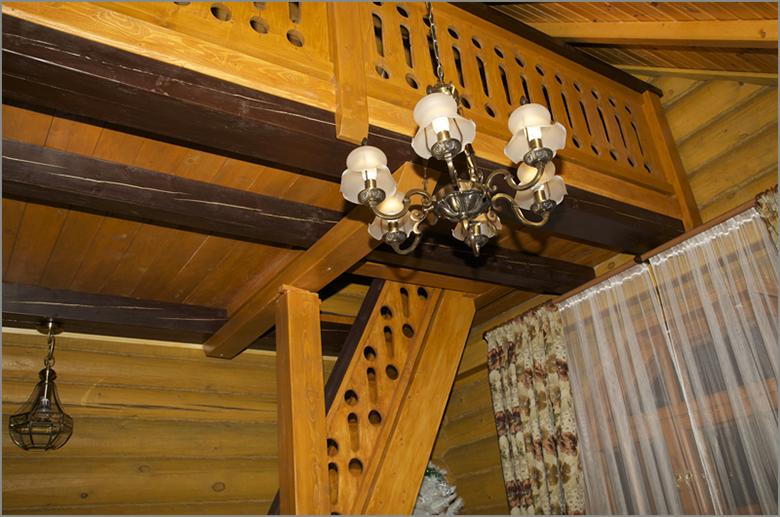 Гостевой домик на даче