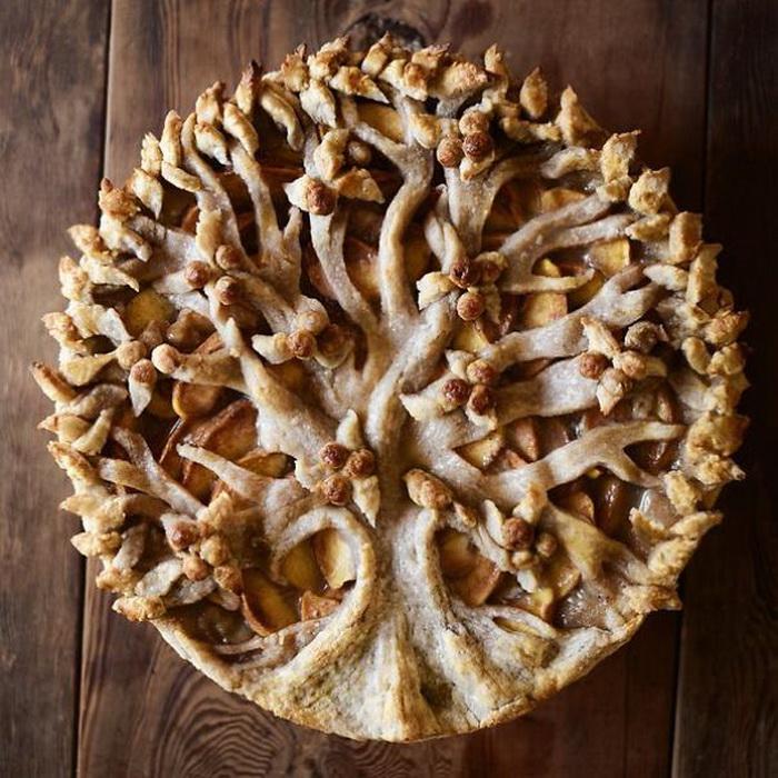 14 креативных идей, как украсить пирог