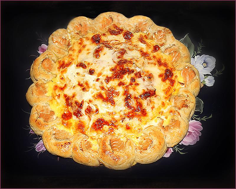 Пирог святого апостола Петра (на спельте белой)