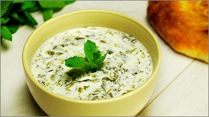 Холодные супы разных стран мира, 5 рецептов
