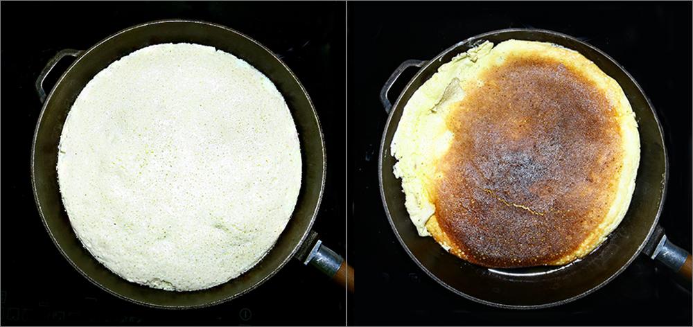 Чудесный воскресный завтрак - два блюда на выбор