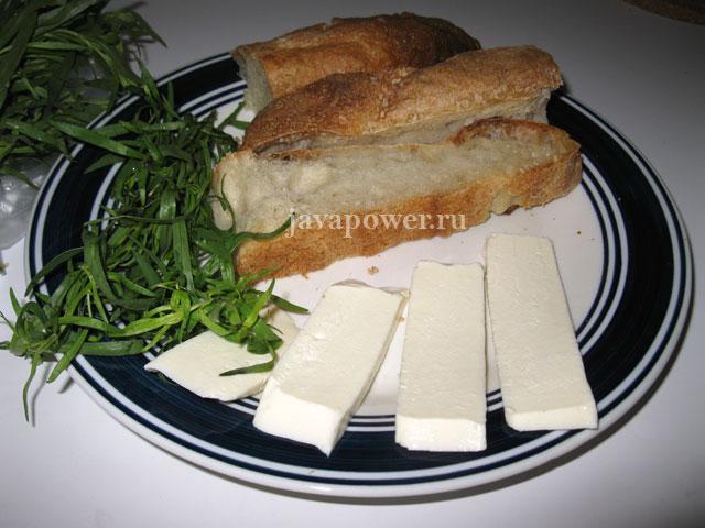 лаваш сыр